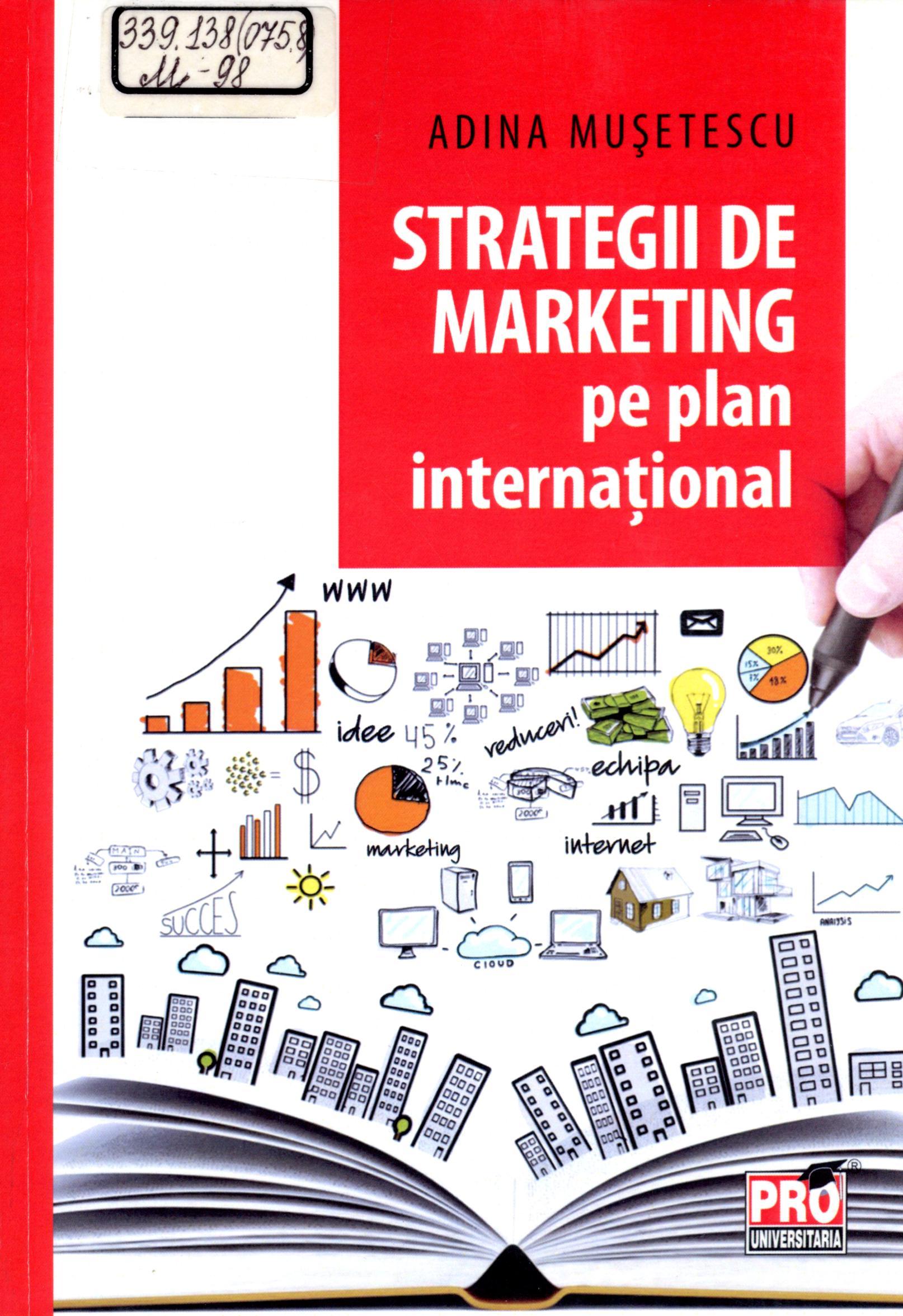 Strategii de marketing pe plan internațional