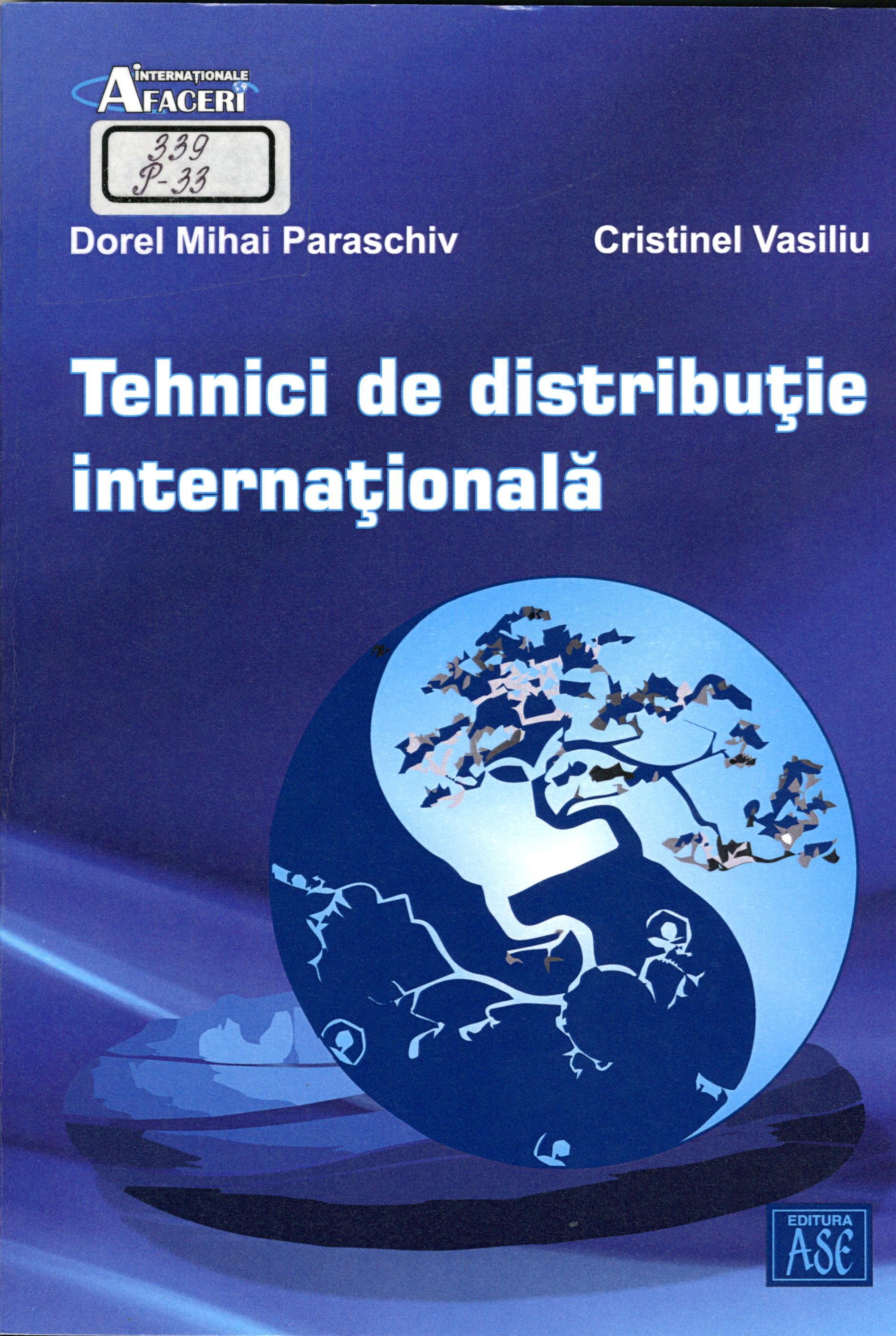 Tehnici de distribuție internațională