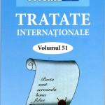 Tratate Internaționale la care Republica Moldova este parte.Vol.51