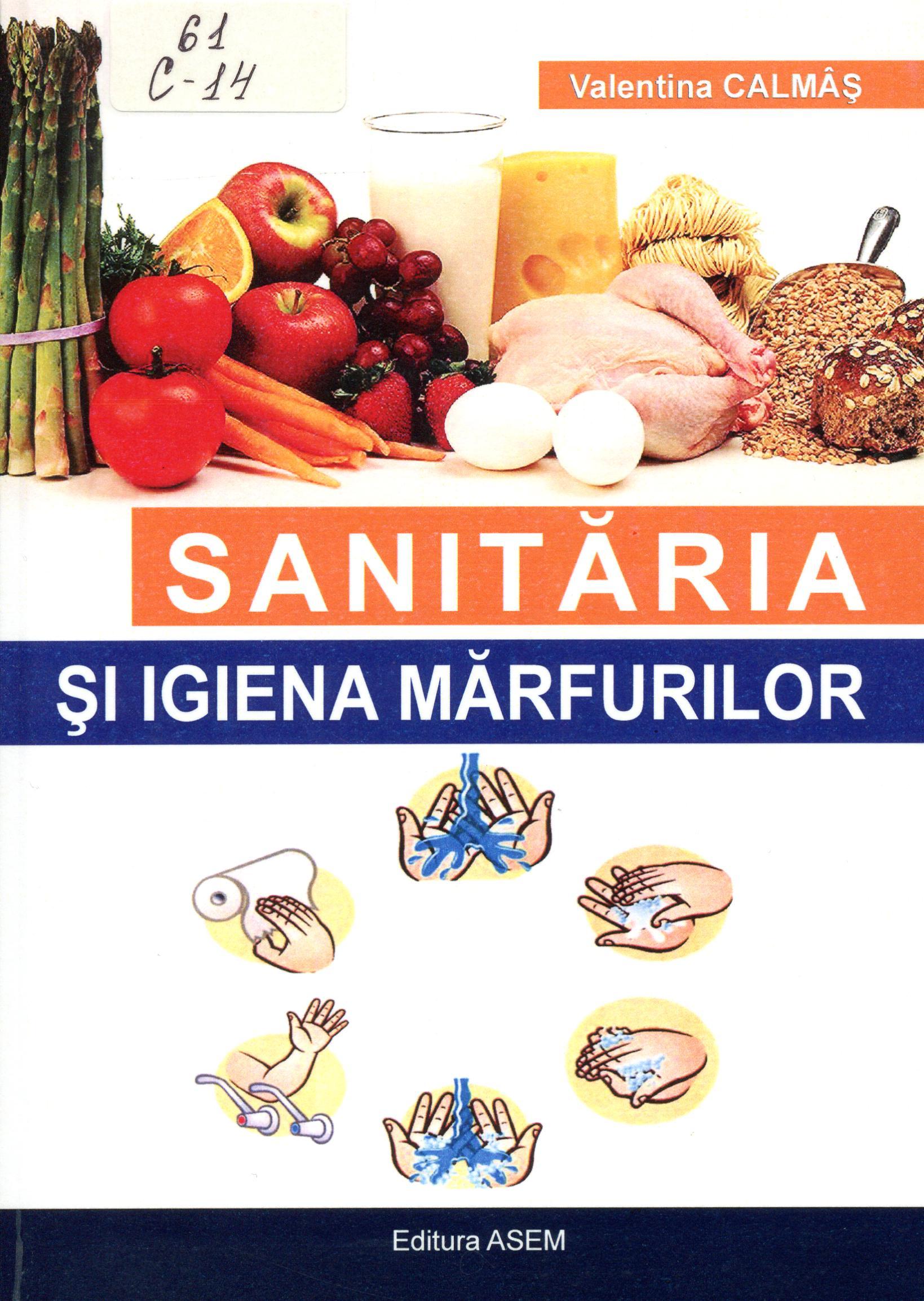 Sanităria și igiena mărfurilor